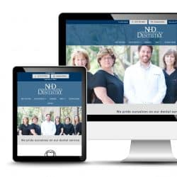 Dental Practice WordPress Website Design & Development