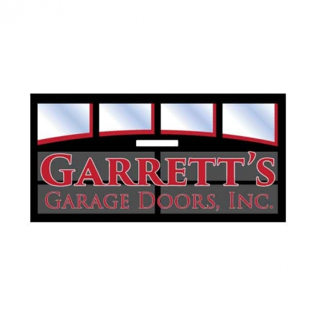 Garage Door Logo Design Garrett's Garage Doors