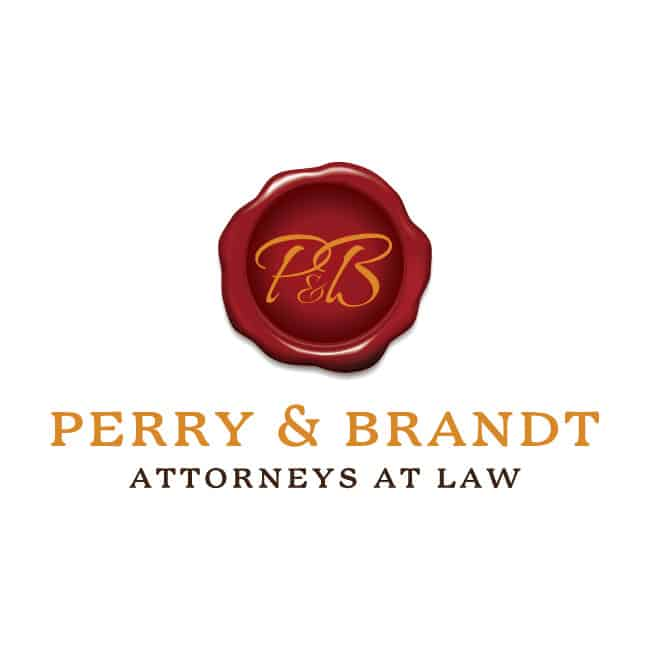 Law Firm Logo Design Michael Perry