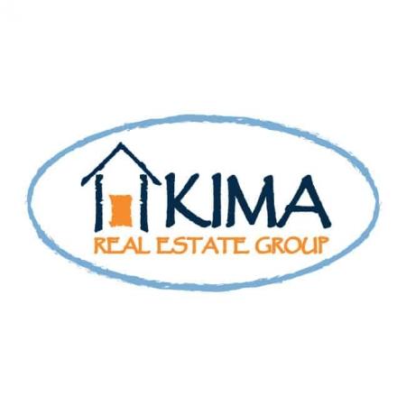 Real Estate Logo Design Kima Real Estate Group