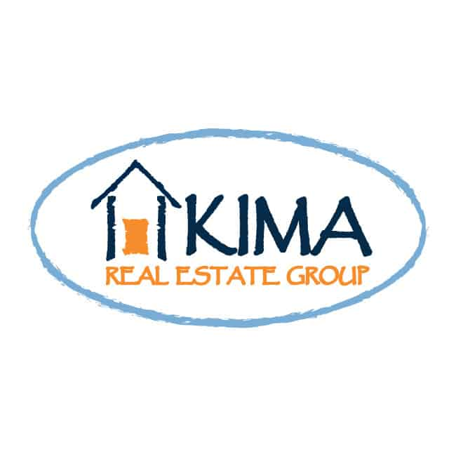 Real Estate Logo Design Kima Real Estate Group
