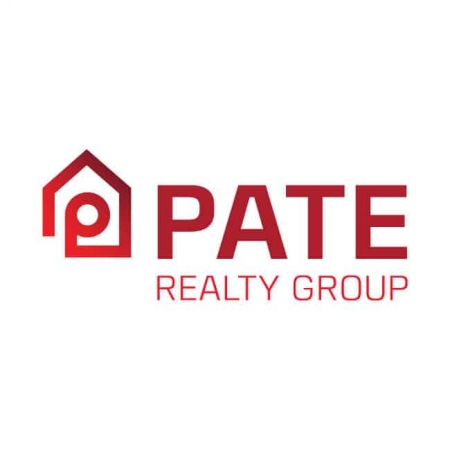 Real Estate Logo Design - Pate Realty