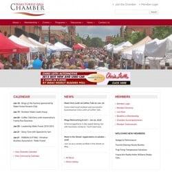 Chamber Web Design