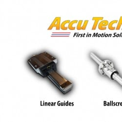Accutech Manufacturing Business Card Designs