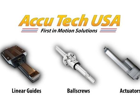 Accutech Manufacturing Business Card Designs