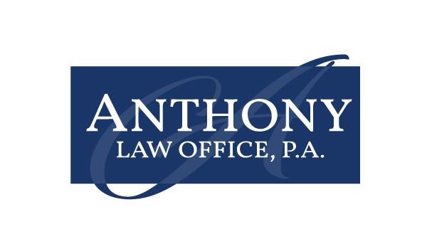 Anthony Law Office Logo Design