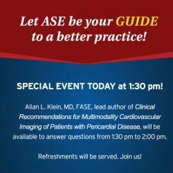 ASE Non Profit Event Sign Design