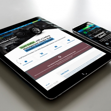 automotive-fitment-website-design