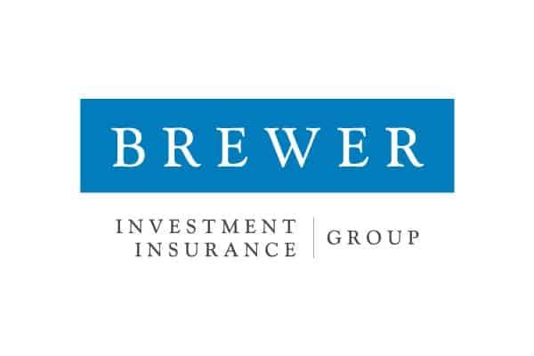 Brewer Investment Insurance Group Logo Design