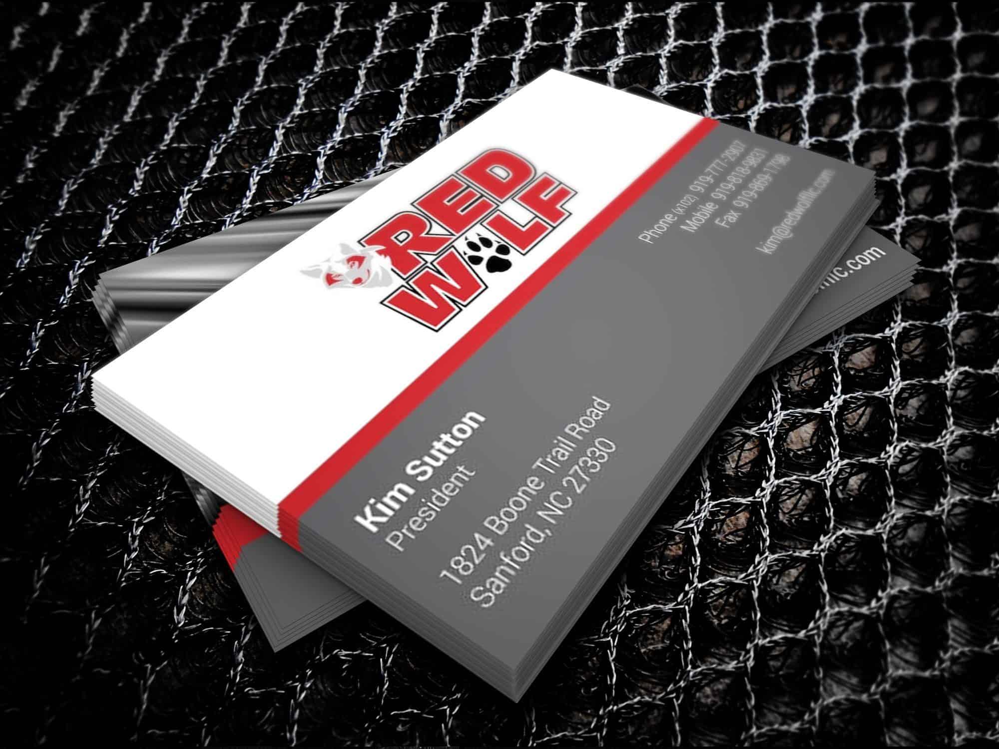 business card design manufacturer