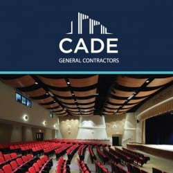 Cade General Contractor Postcard Design