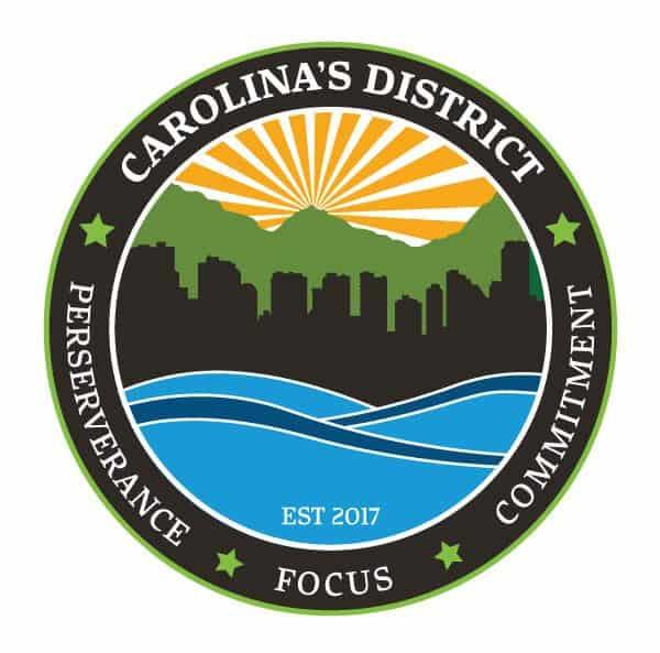Carolina's District Logo Design