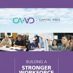 CAWD Non Profit Brochure Design