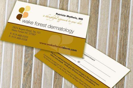 dermatology-business-card-design