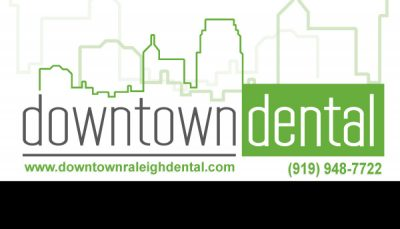 Downtown Dental Appointment Cards