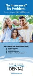 Falls Lake Dental Practice Brochure
