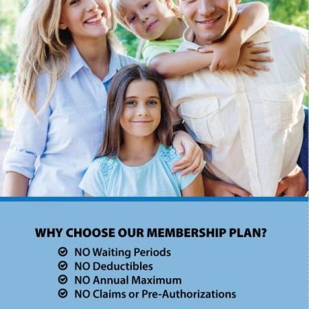 Falls Lake Dental Practice Brochure