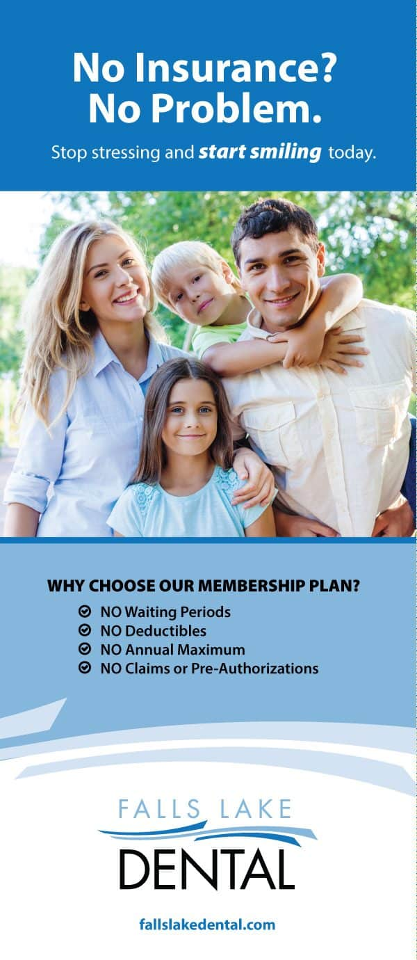 Falls Lake Dental Brochure