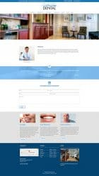 Falls Lake Dental Practice Website Redesign