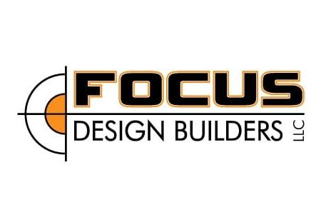 Focus Design Builders Logo Design