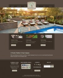 Grantlin Landscape Web Design & Development