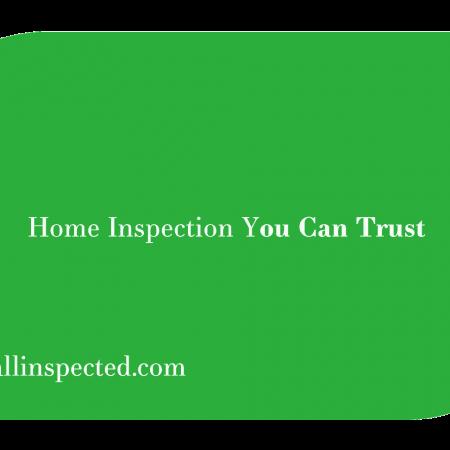Home Inspection Business Card Designer