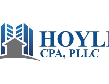 Hoyle Accounting Logo Design
