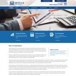 Hoyle Accounting Web Design & Web Development