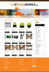 Jeffco Supply Retail Website Design & Development