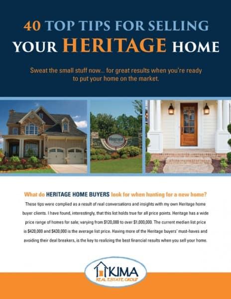 Kima Real Estate Brochure Design