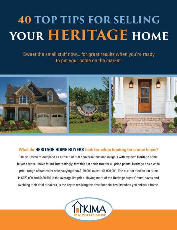 Kima Real Estate Brochure Design