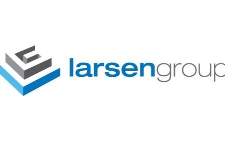 Larsen Group Executive Coaching Logo Design