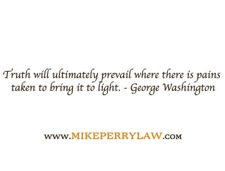 Michael Perry Attorney Law FirmBusiness Card Designs