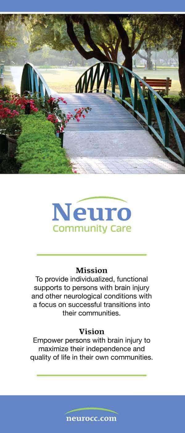 Neuro Community Care Health Care Brochure