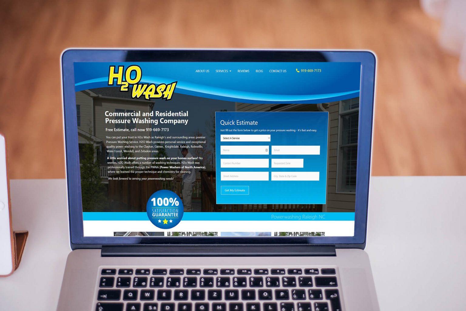 pressure-washing-website-design