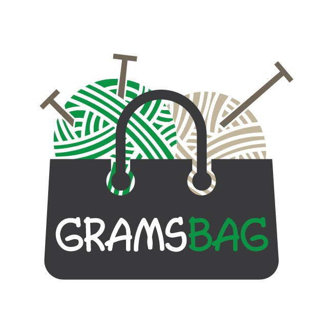 retail Logo Design Gramsbag