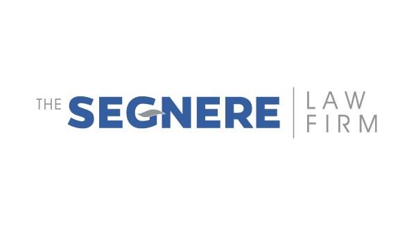 Segnere Law Firm Logo Design