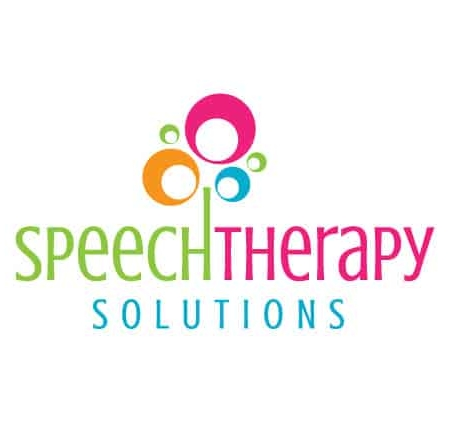 Speech Therapy Solutions Logo Design