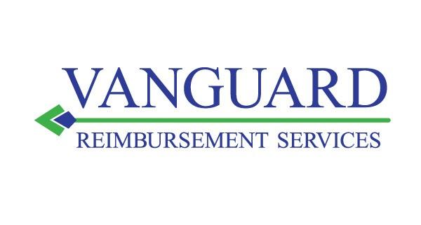 Vanguard Reimbursement Services Logo Design